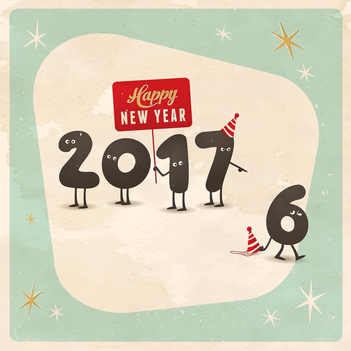 Goodbye 2016 – Hello 2017!
