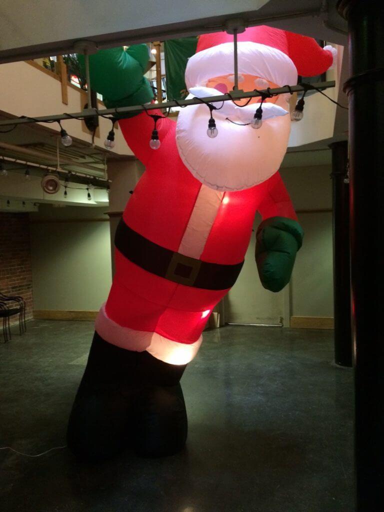 partying-santa