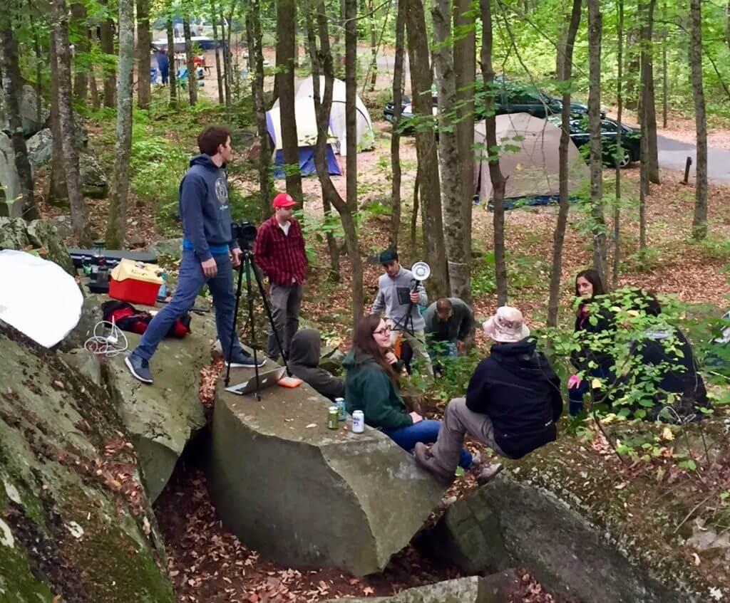 team camp trip