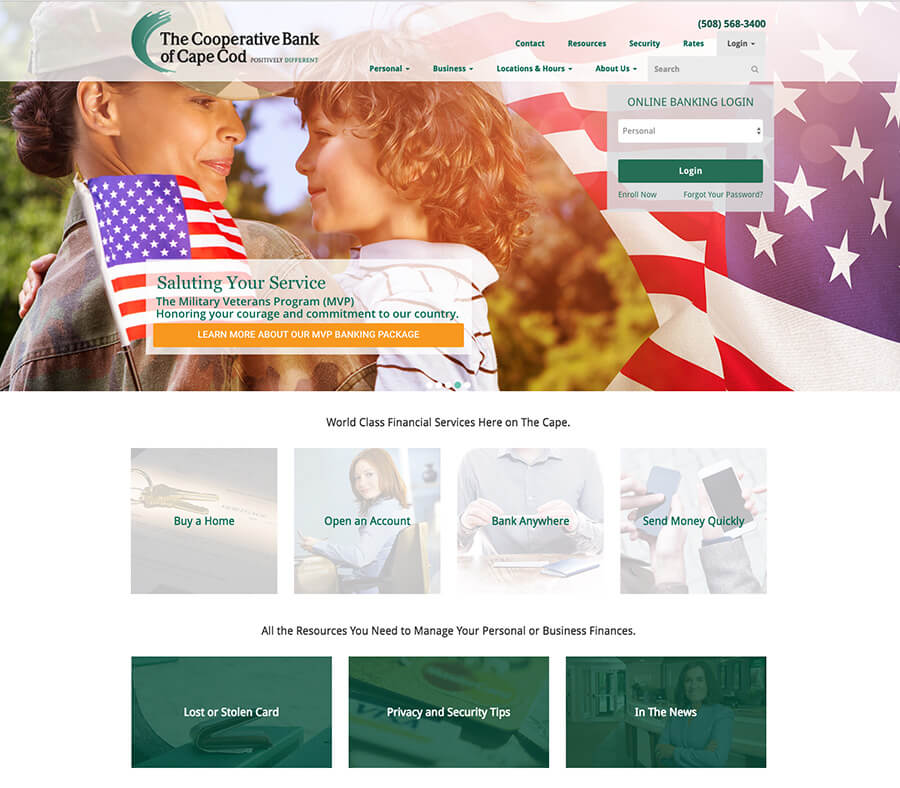 Primary image for Cooperative Bank of Cape Cod