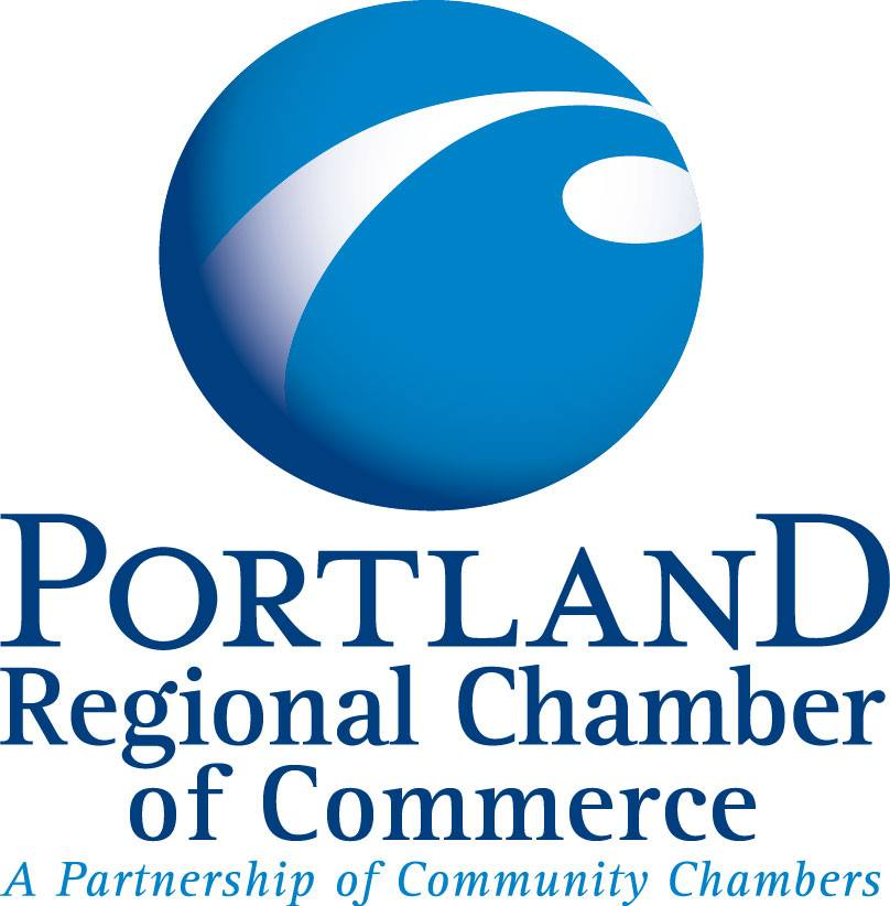 portland regional chamber of commerce logo