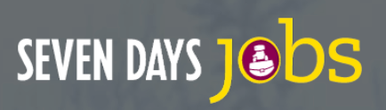 seven days jobs logo