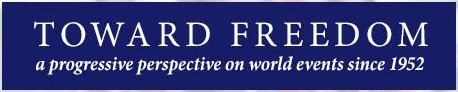 toward freedom logo