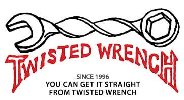 twisted wrench logo