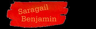 saragail benjamin logo