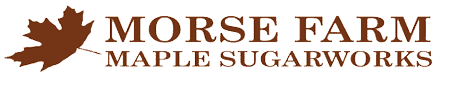 morse farm maple sugar works logo