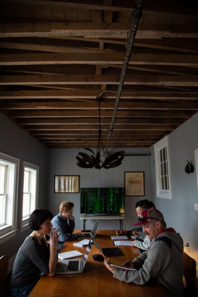 4th floor meeting room