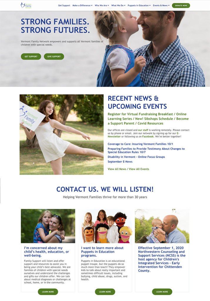 Primary image for Vermont Family Network
