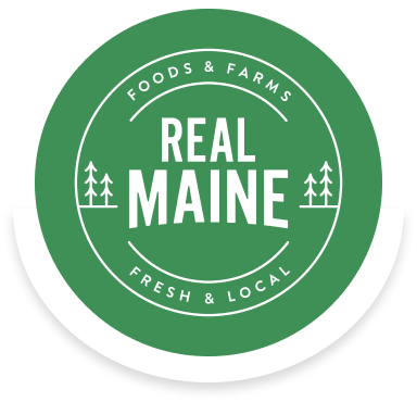 Real Maine logo